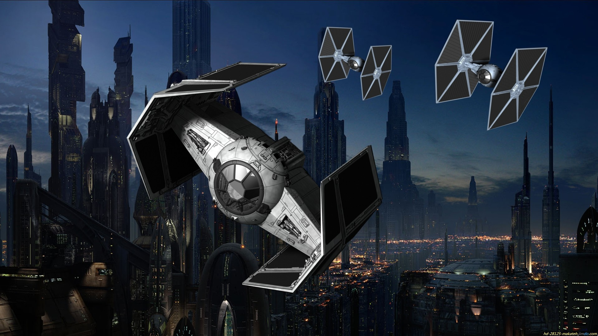 Star Wars Tie Fighter Wallpaper Posted By Sarah Mercado