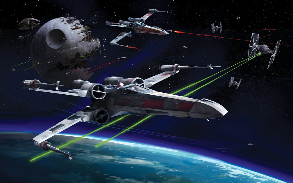 Star Wars Tie Fighter Wallpapers Posted By John Mercado