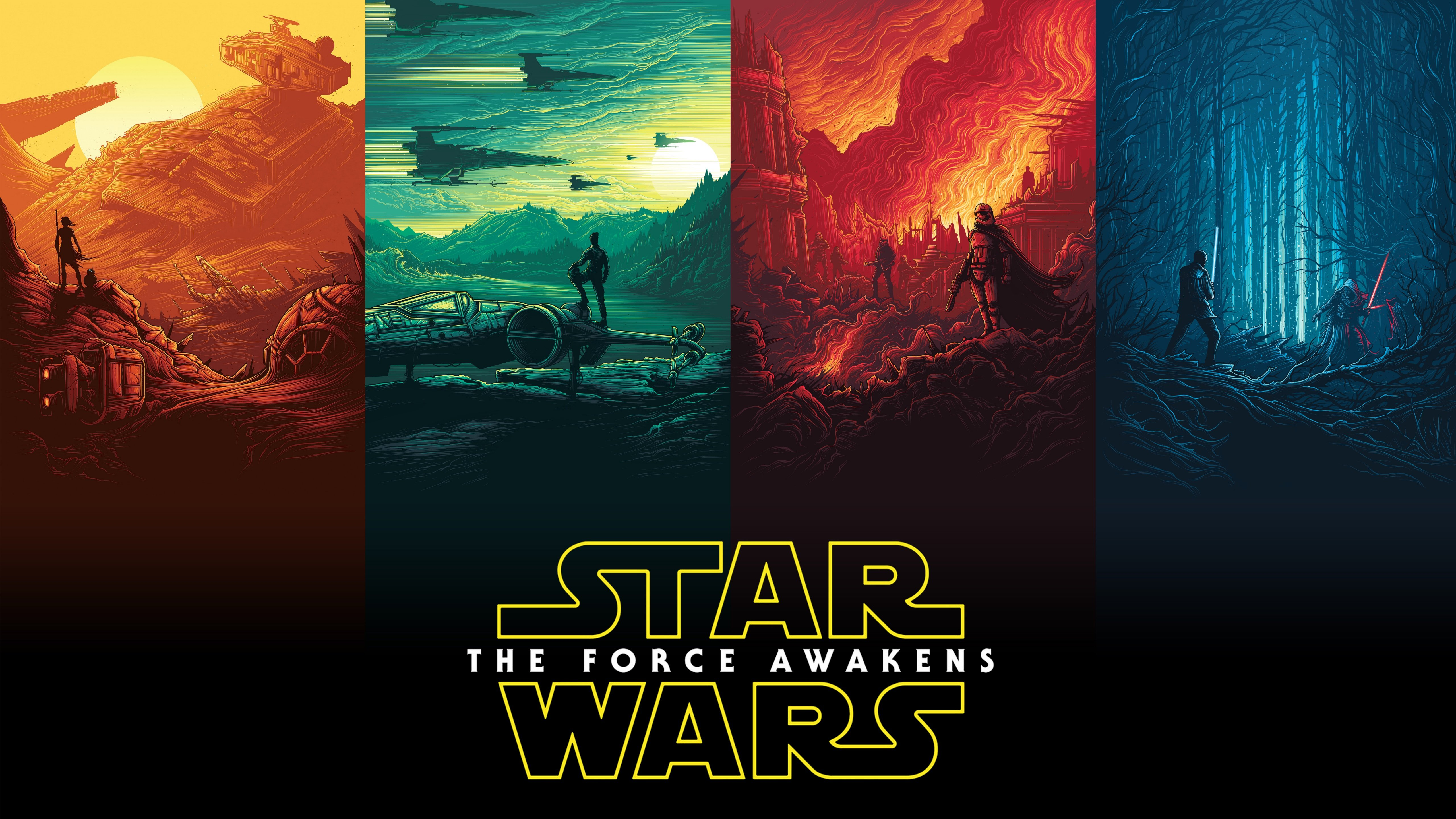 Star Wars Vector Wallpaper Posted By Sarah Walker