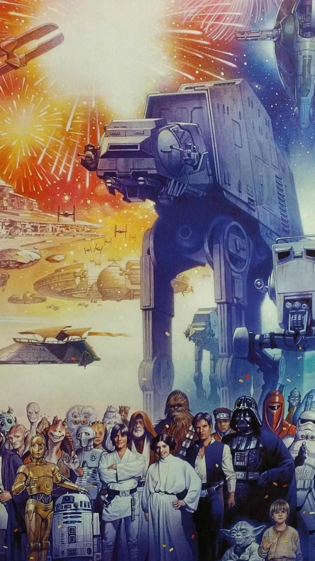 Star Wars Vertical Wallpaper