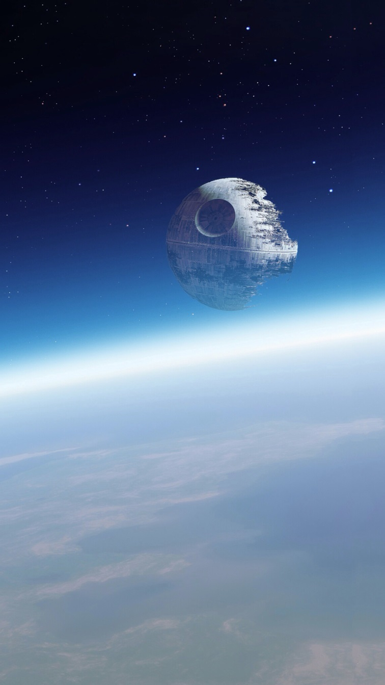 Star Wars Wallpapaer Posted By John Thompson
