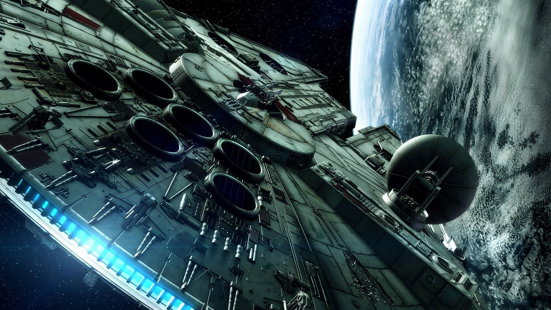Star Wars Wallpaper 1920x1080 Hd Posted By Sarah Walker