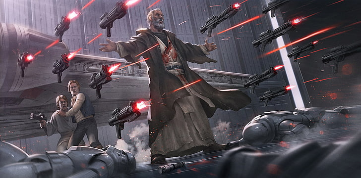 Star Wars Wallpaper Clone Wars Posted By Michelle Mercado