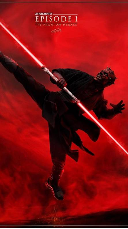 Star Wars Wallpaper Darth Maul Posted By Ryan Cunningham