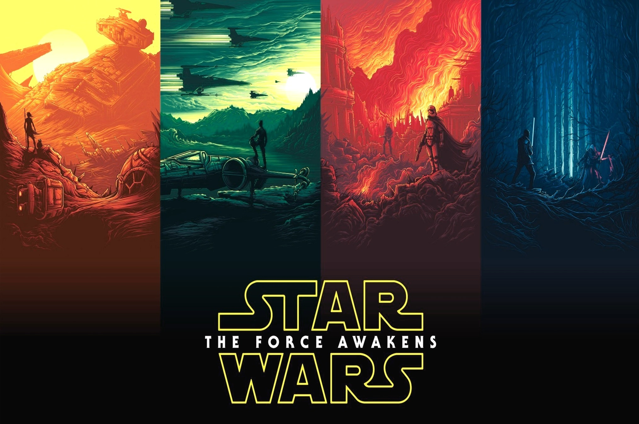 Star Wars Wallpaper Hd Posted By Ryan Mercado