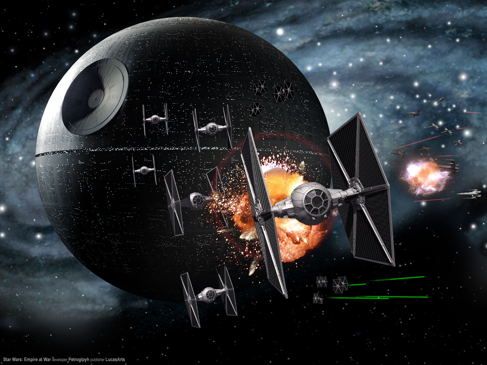 Star Wars Wallpaper High Resolution Posted By Zoey Simpson