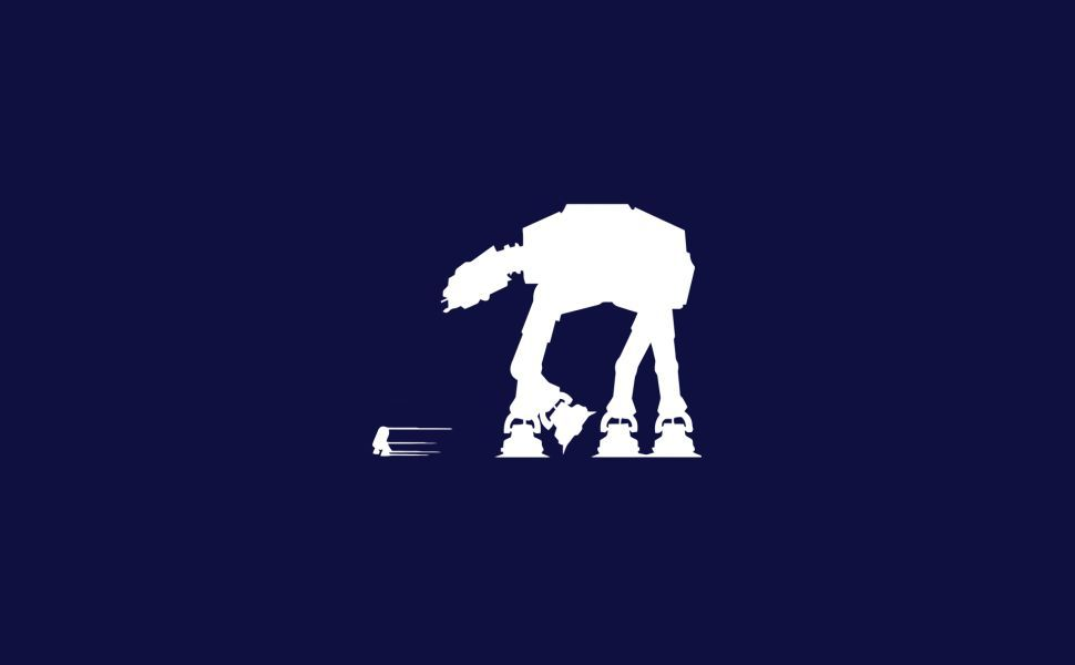 Star Wars Wallpaper Minimalist Posted By Christopher Peltier