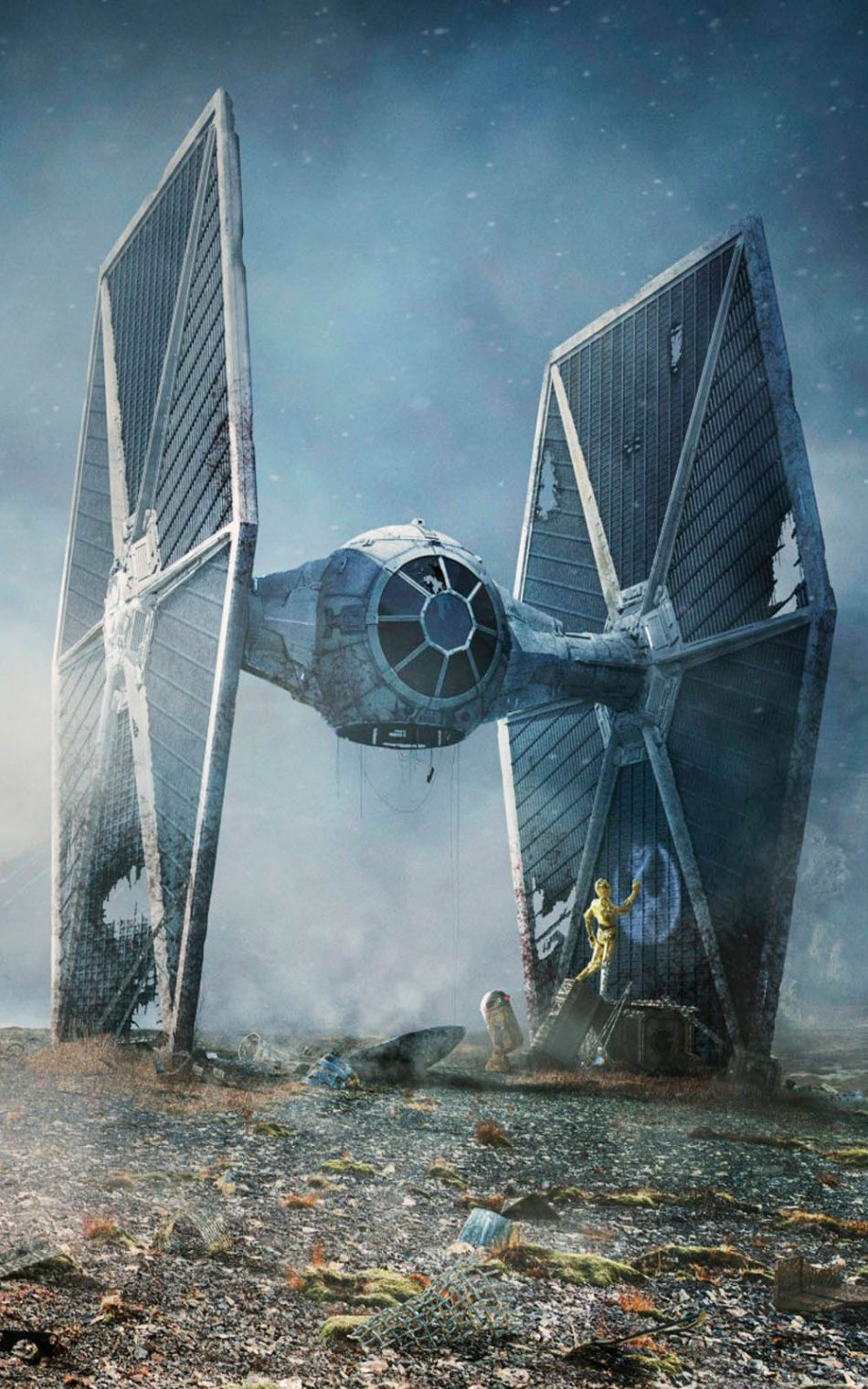 Star Wars Wallpaper Mobile Posted By Zoey Johnson