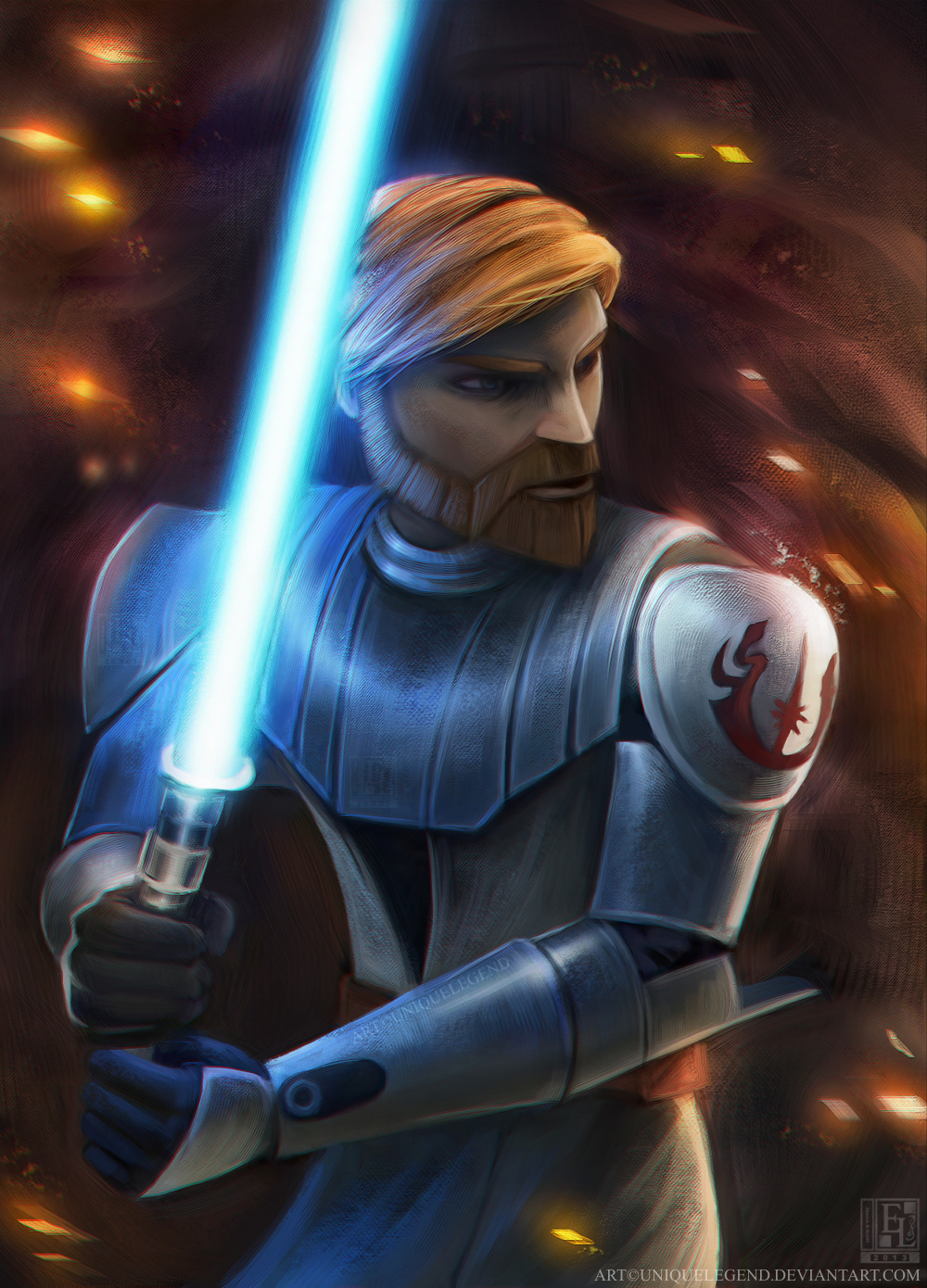 Star Wars Wallpaper Obi Wan Posted By Ethan Walker