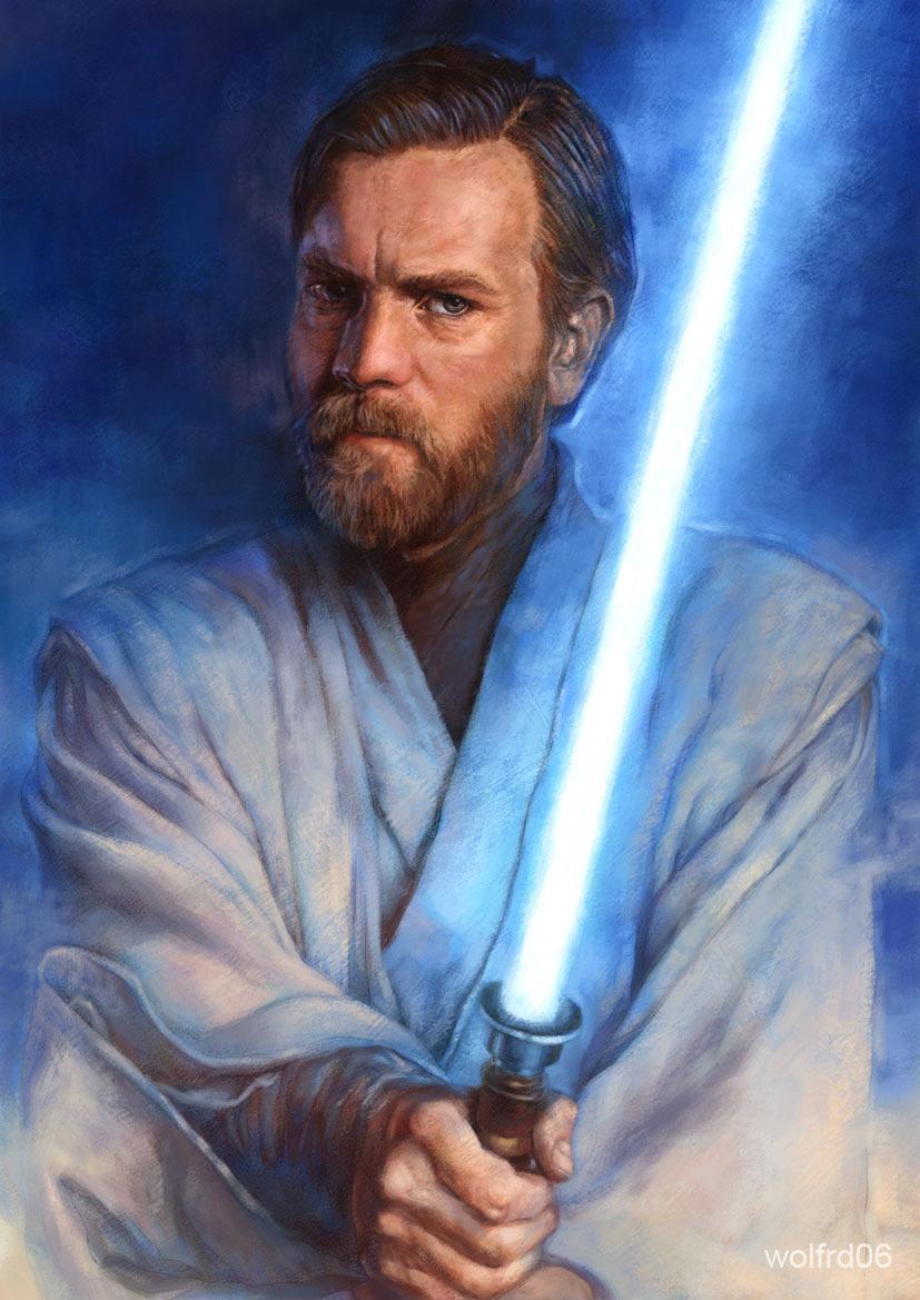 Star Wars Wallpaper Obi Wan Posted By Ethan Walker