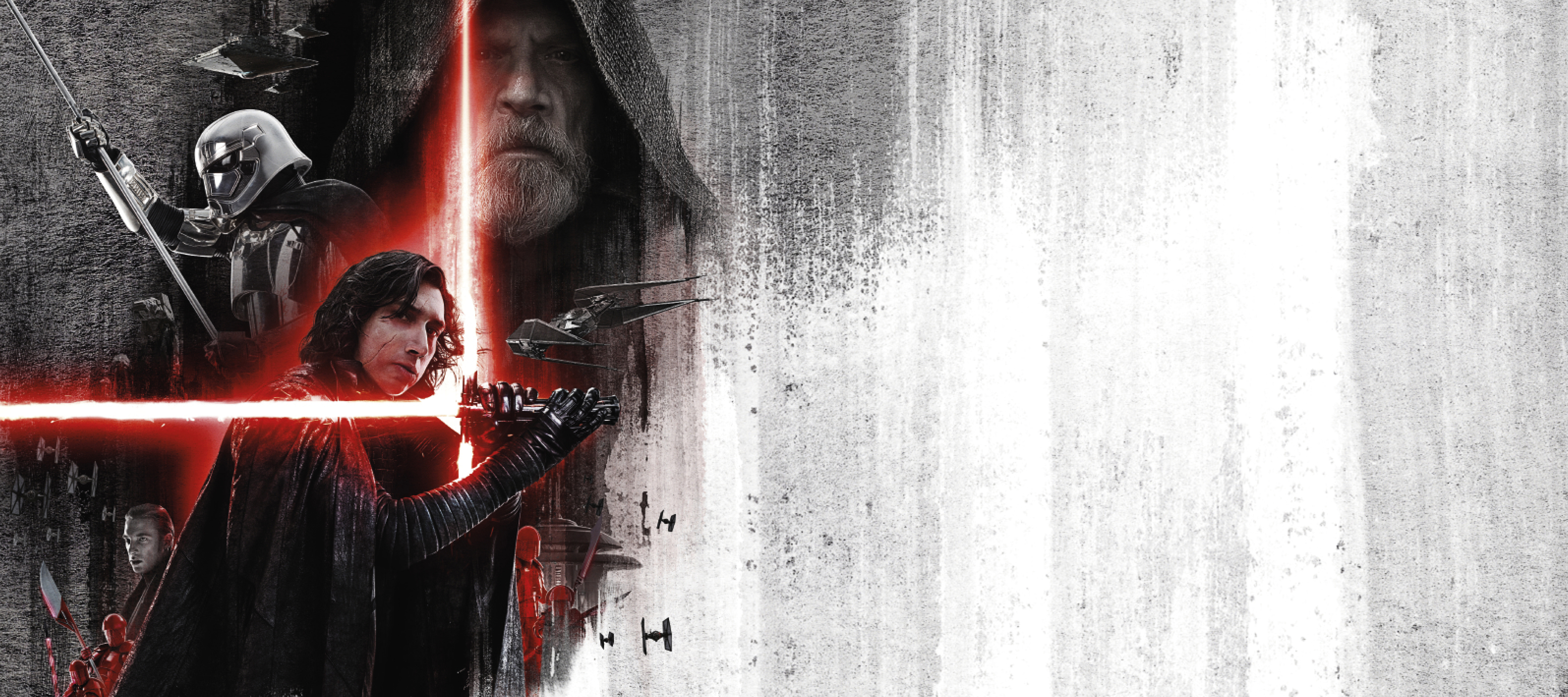 Star Wars Wallpaper The Last Jedi Posted By Christopher Walker