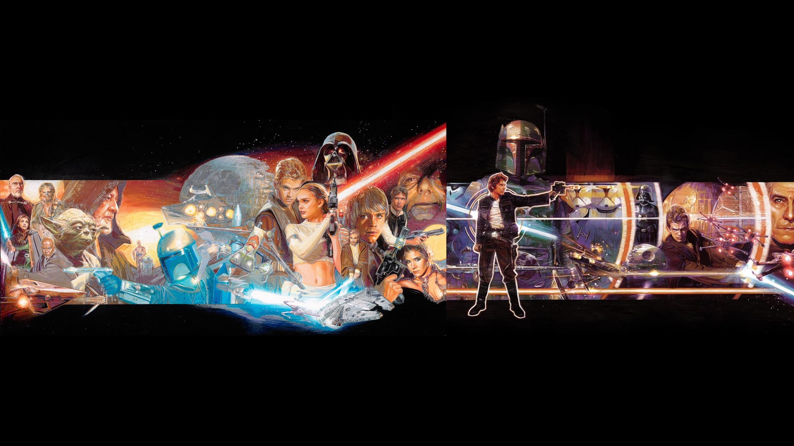 Star Wars Wallpaper Widescreen Posted By Christopher Thompson