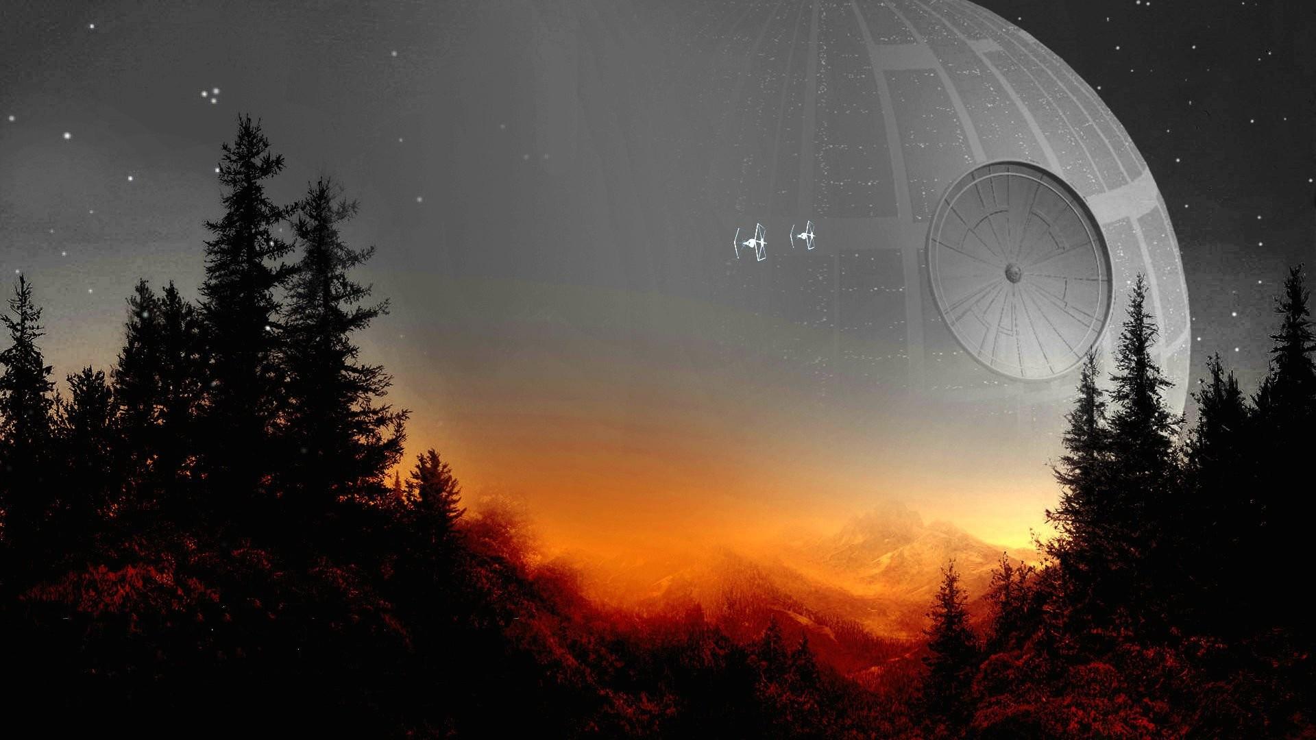 Star Wars Walpaper Posted By Michelle Peltier
