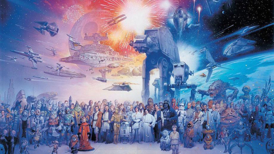 Star Wars Widescreen Wallpapers Posted By John Cunningham