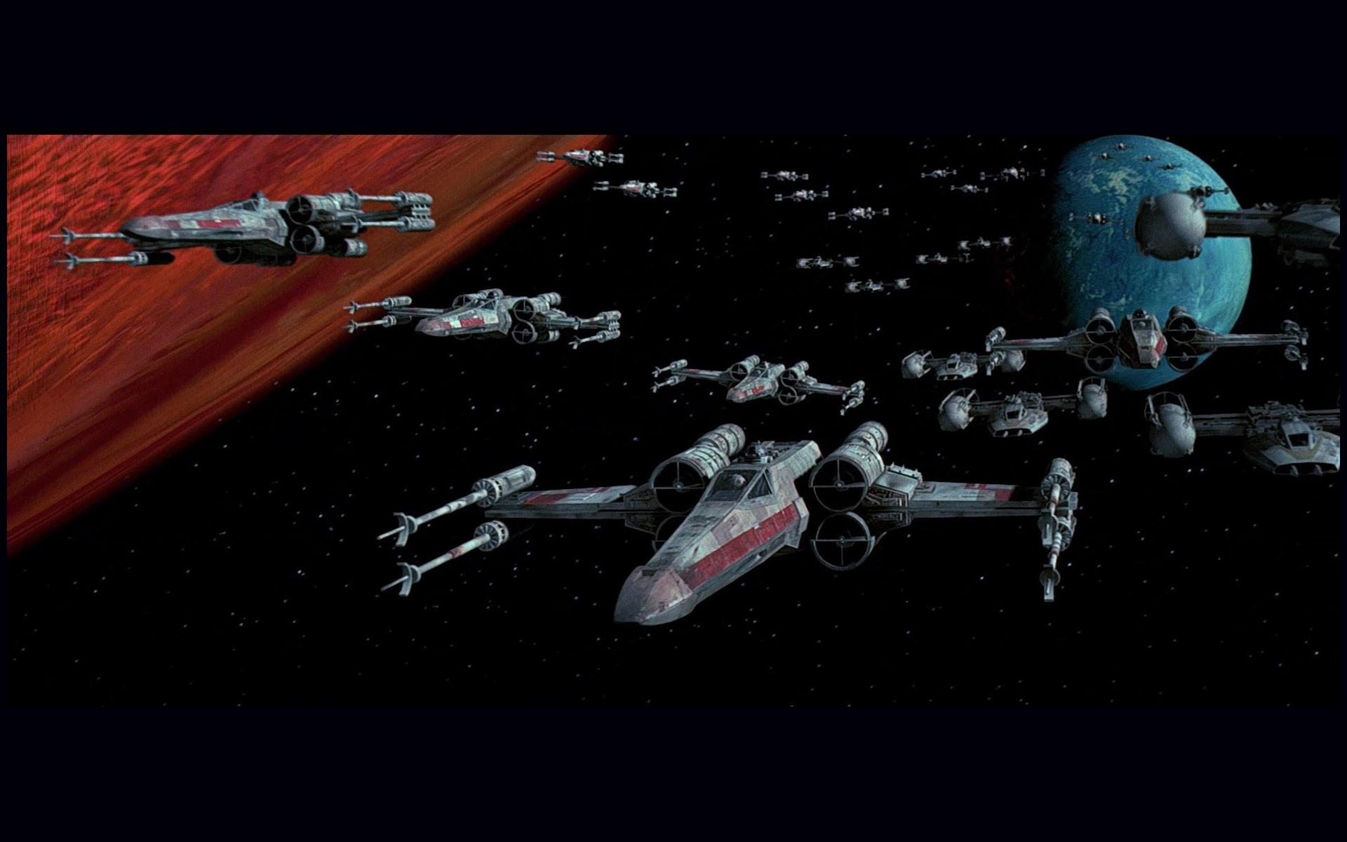 Star Wars X Wing 6808 HD wallpaper