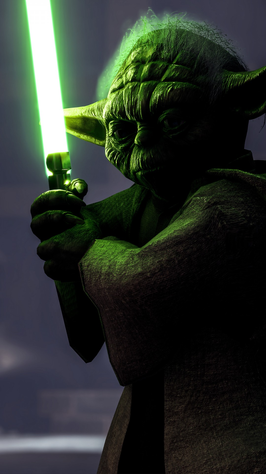 Star Wars Yoda Wallpaper Posted By Michelle Simpson