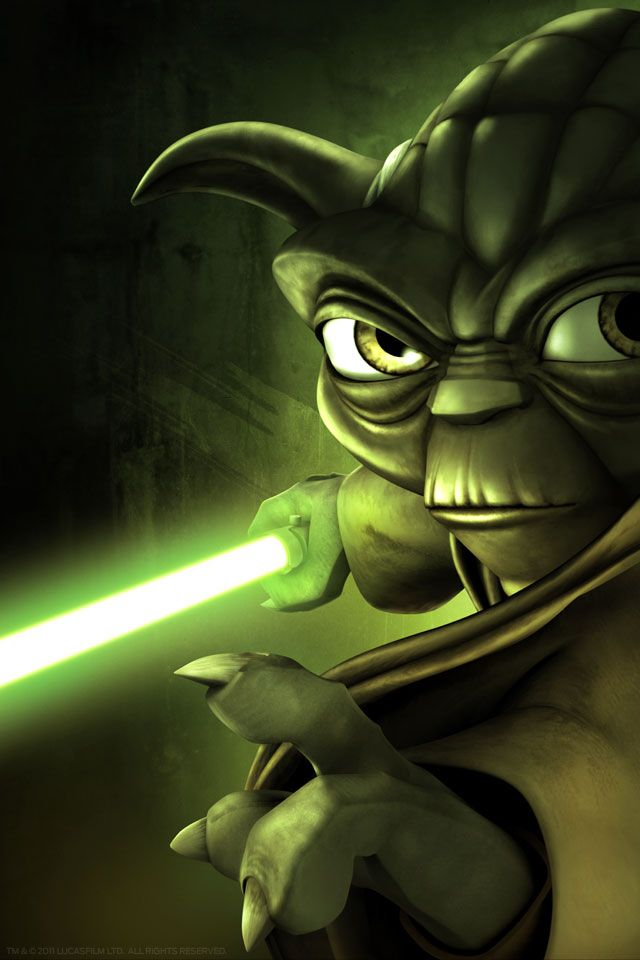 Star Wars Yoda Wallpapers Posted By Zoey Walker