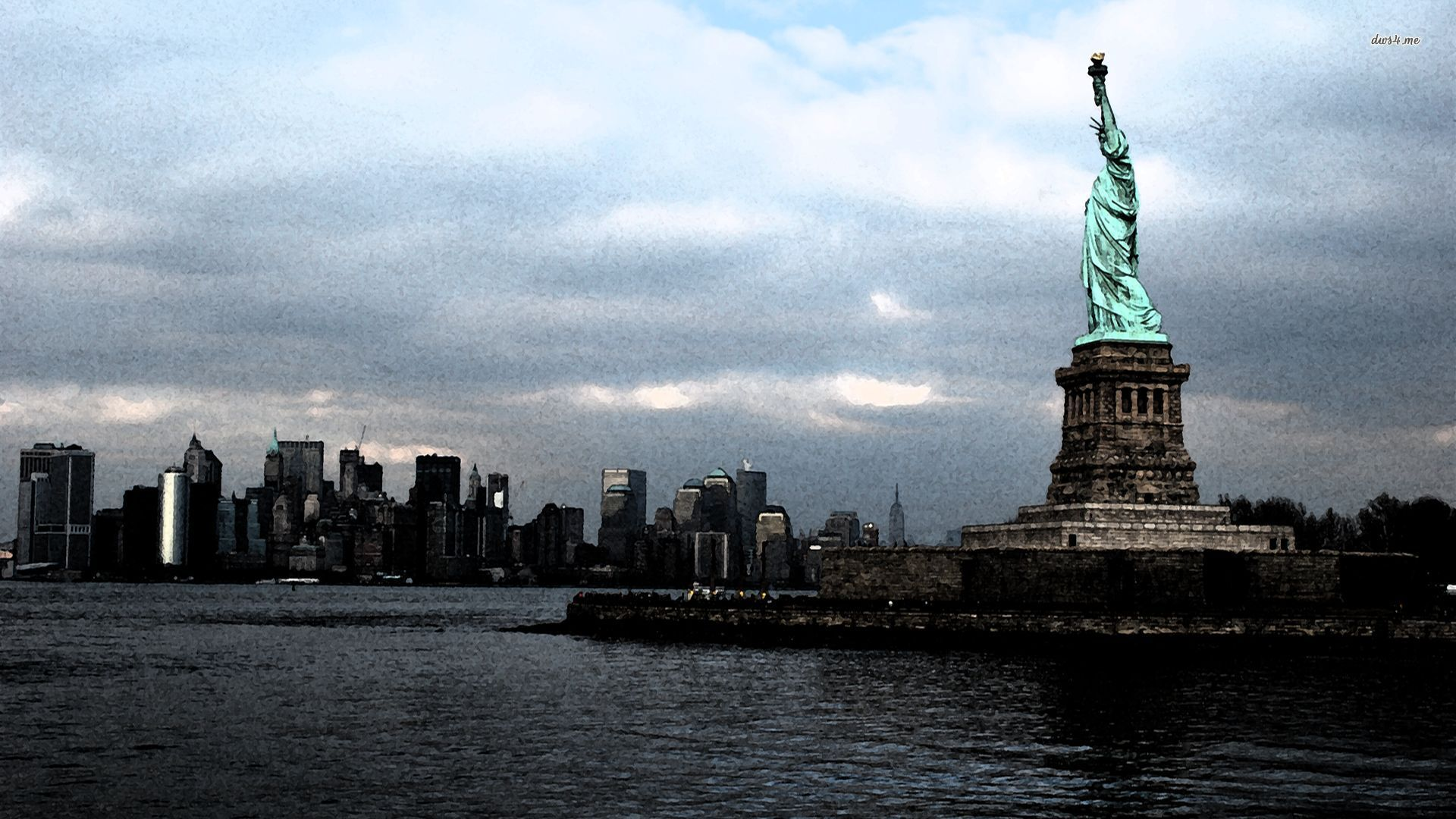 Statue Of Liberty Wallpapers Posted By John Cunningham