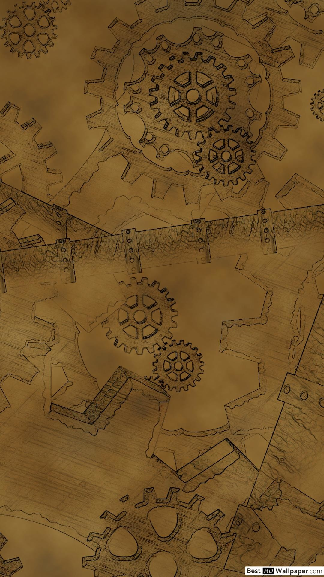 Steampunk Iphone Backgrounds Posted By Ethan Tremblay
