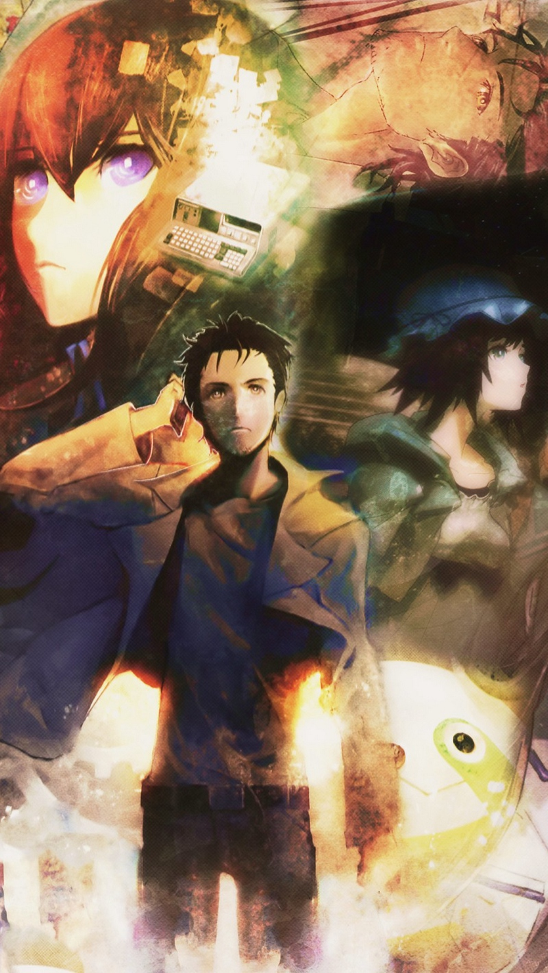 Steins Gate 0 Background