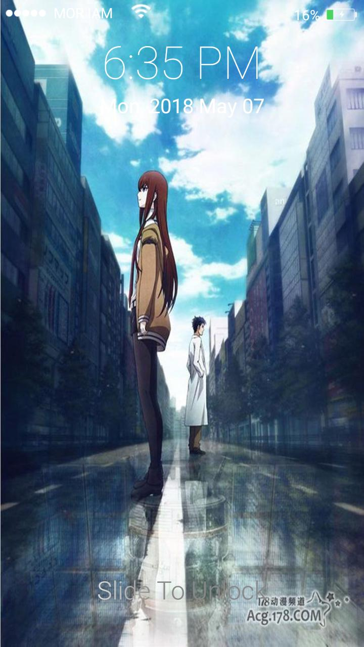 Steins Gate 0 Wallpaper Posted By Ethan Anderson