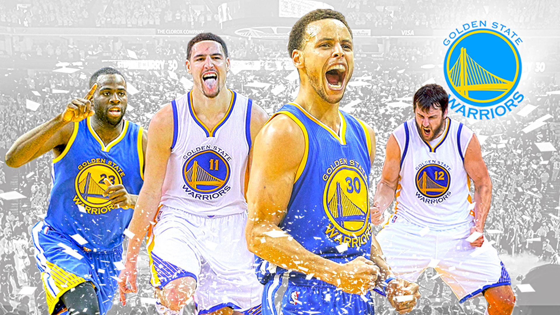 Stephen Curry And Klay Thompson Wallpaper Posted By Christopher