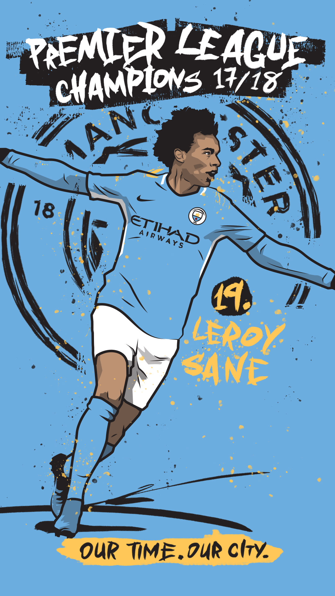 Sterling Manchester City Wallpapers Posted By John Mercado