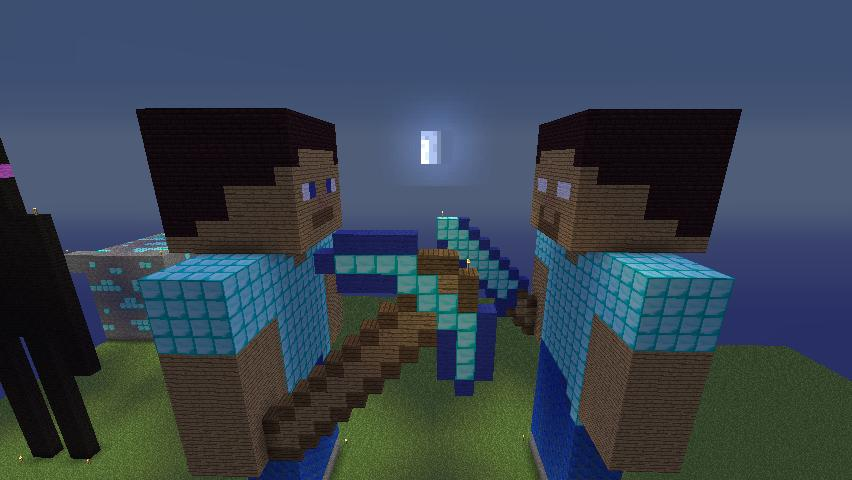 Steve Minecraft Wallpaper Posted By Ryan Cunningham