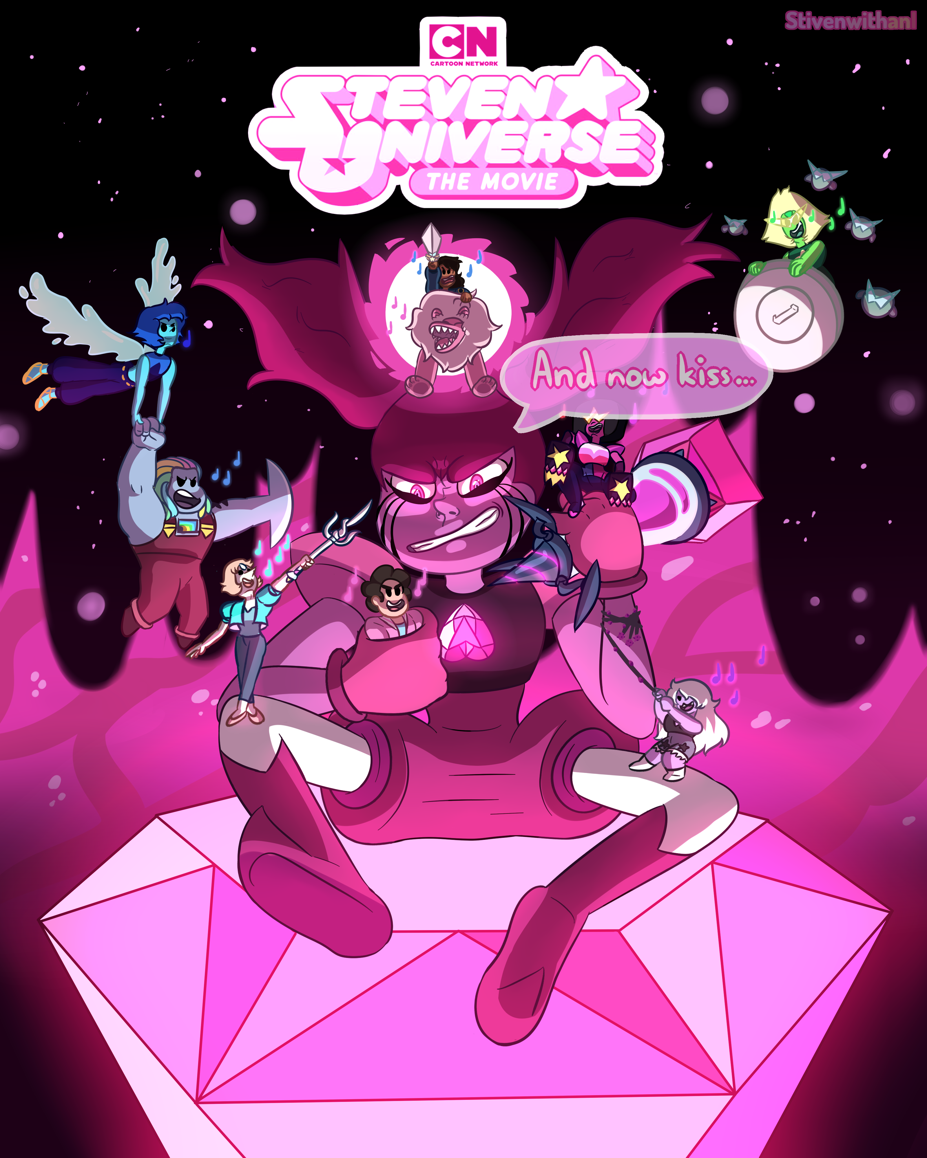 Steven Universe Movie Wallpaper Posted By Ethan Mercado