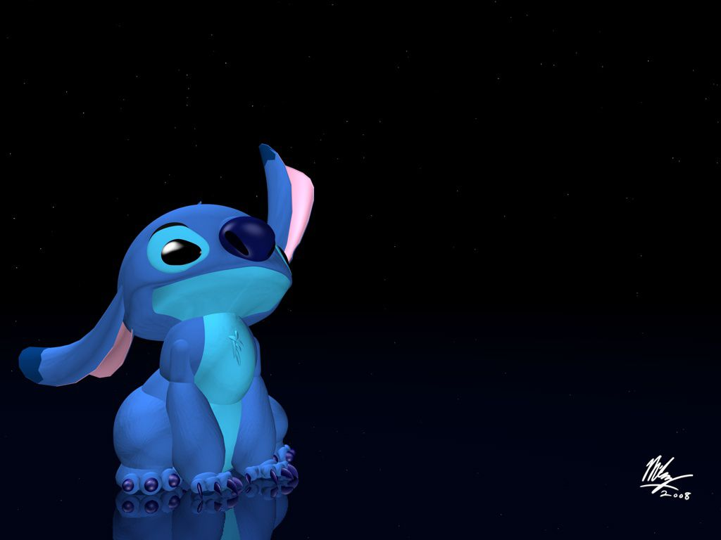 Stitch Desktop Wallpaper Posted By Michelle Tremblay