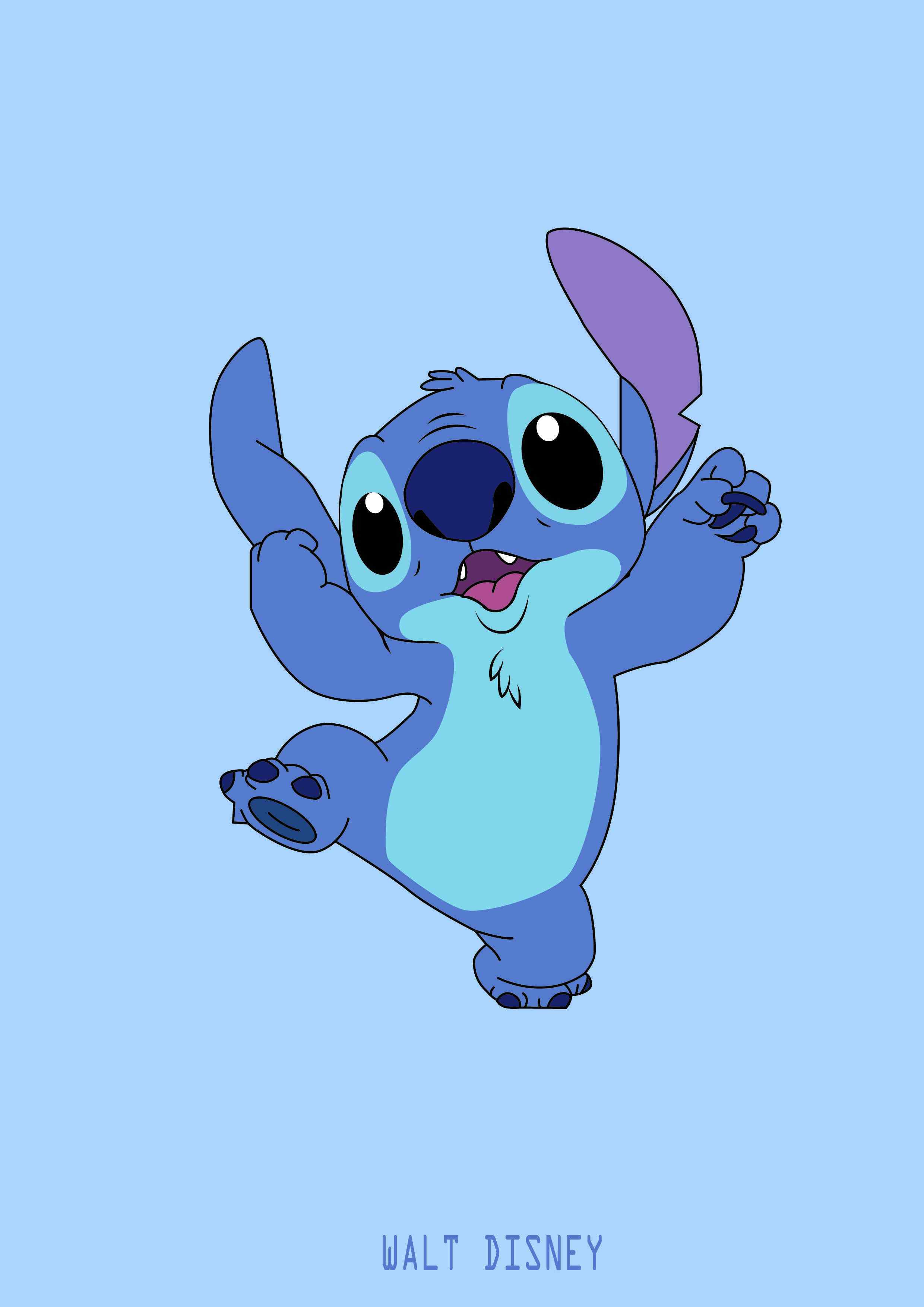 Wallpaper Iphone Disney Stitch Wallpapers Phone Cases