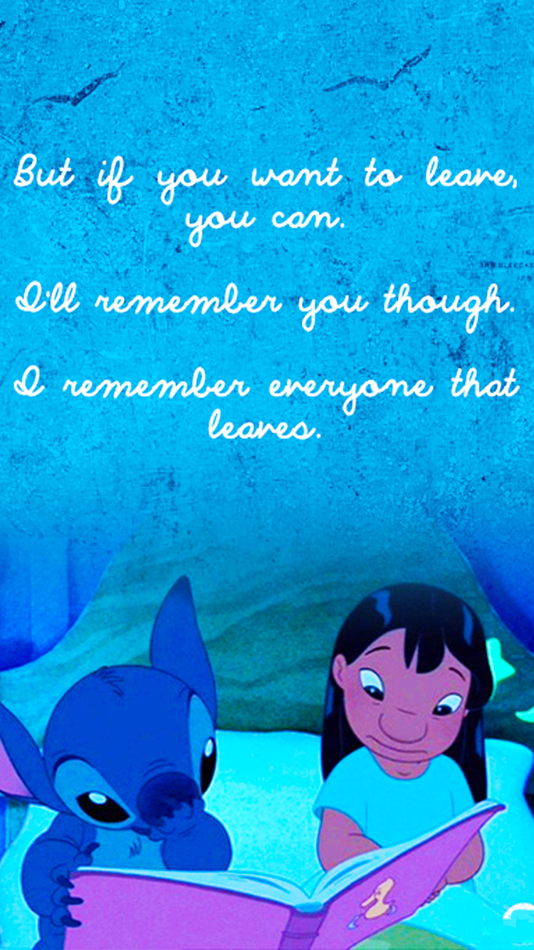 Stitch Wallpaper Posted By Zoey Peltier