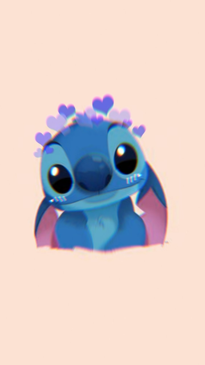 Stitch wallpaper via Zedge shared by MarvelousGirl94