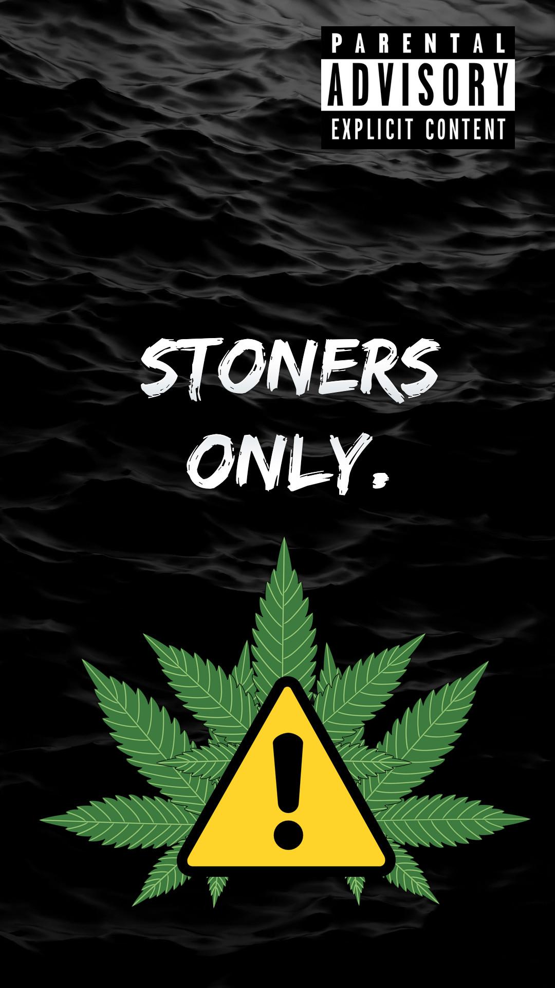 Stoner Girl Wallpaper