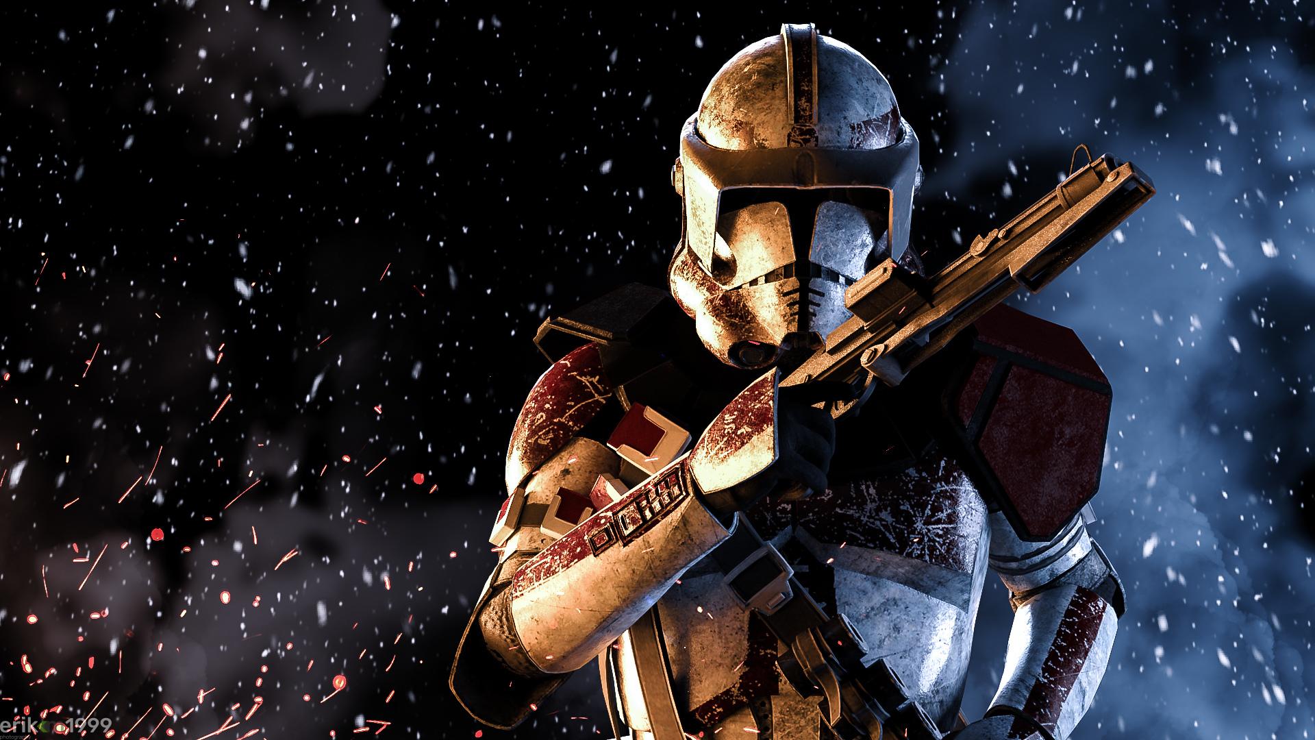 Download 1920x1080 Wallpaper Stormtrooper, Star Wars