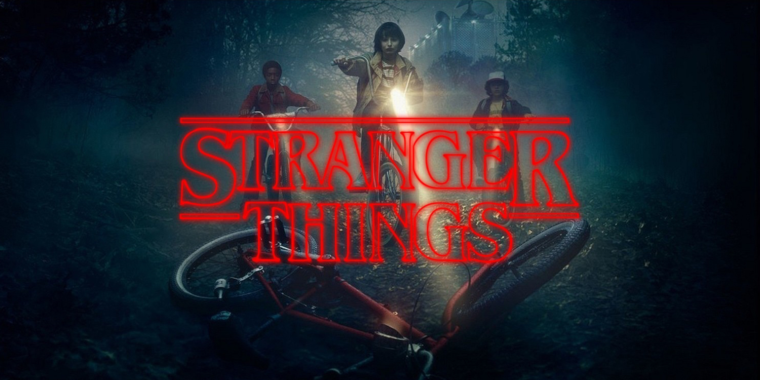 Stranger Things 2 Wallpaper