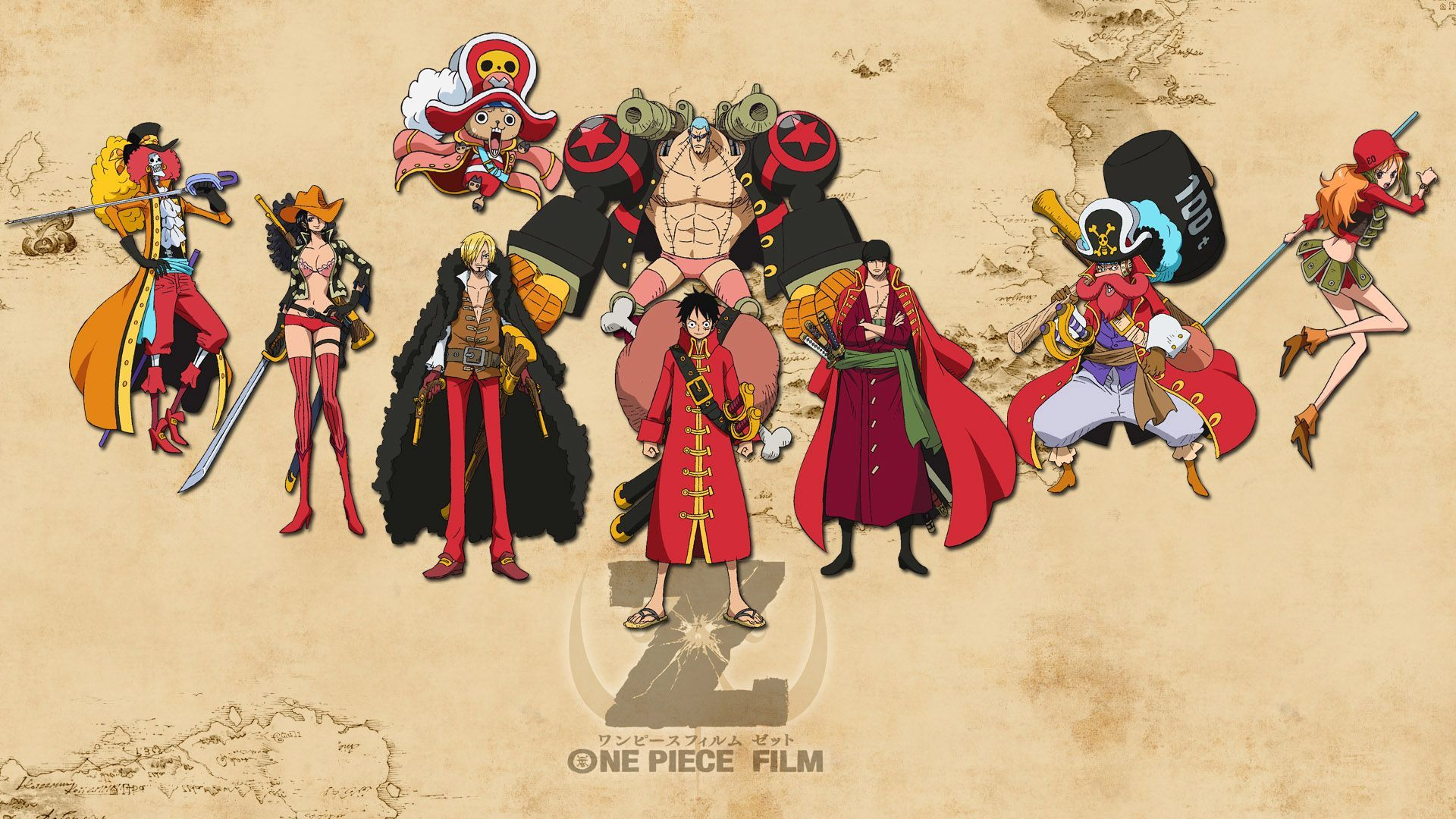 Straw Hat Crew Wallpaper Posted By Ethan Johnson