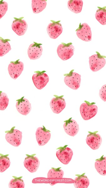 Strawberry Wallpapers Posted By Ethan Cunningham