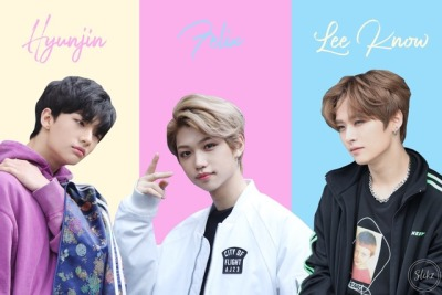 Stray Kids Pc Wallpapers Posted By John Tremblay