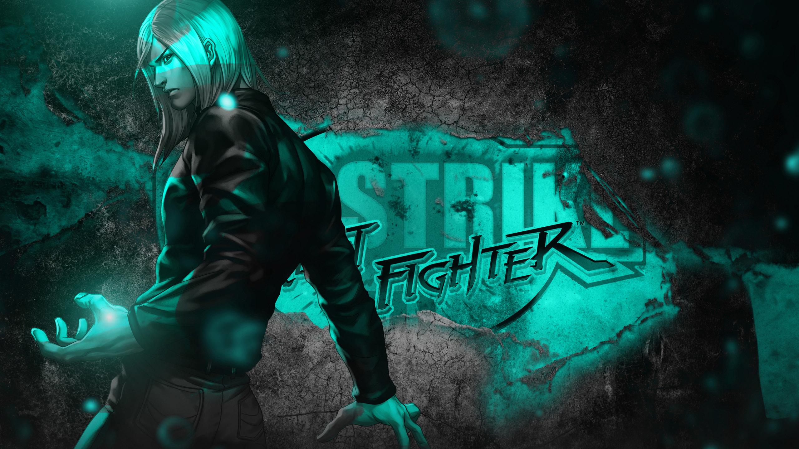 Street Fighter 3 Wallpaper