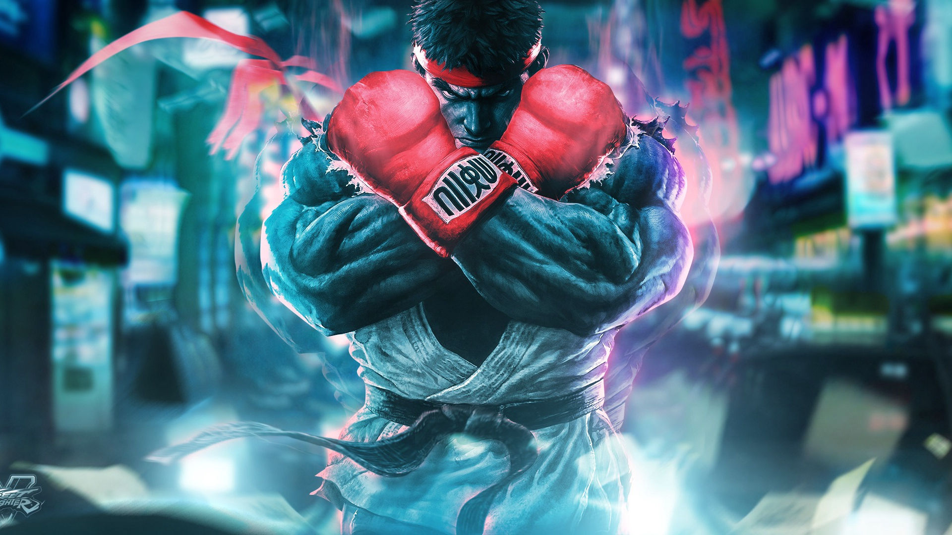 Street Fighter 5 Wallpaper 1920x1080 Posted By Sarah Johnson