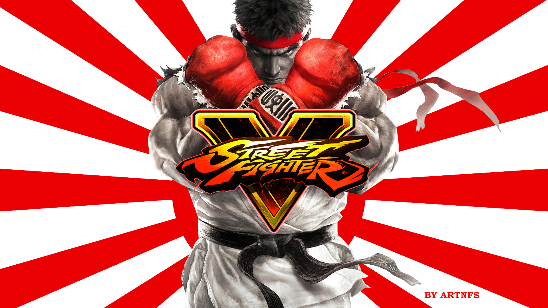 Street Fighter 5 Wallpaper