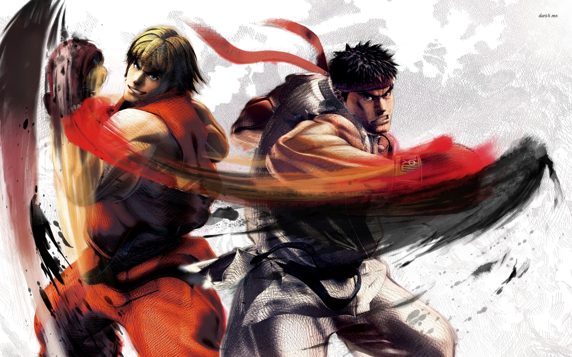 Street Fighter Ken Wallpaper Posted By Sarah Tremblay