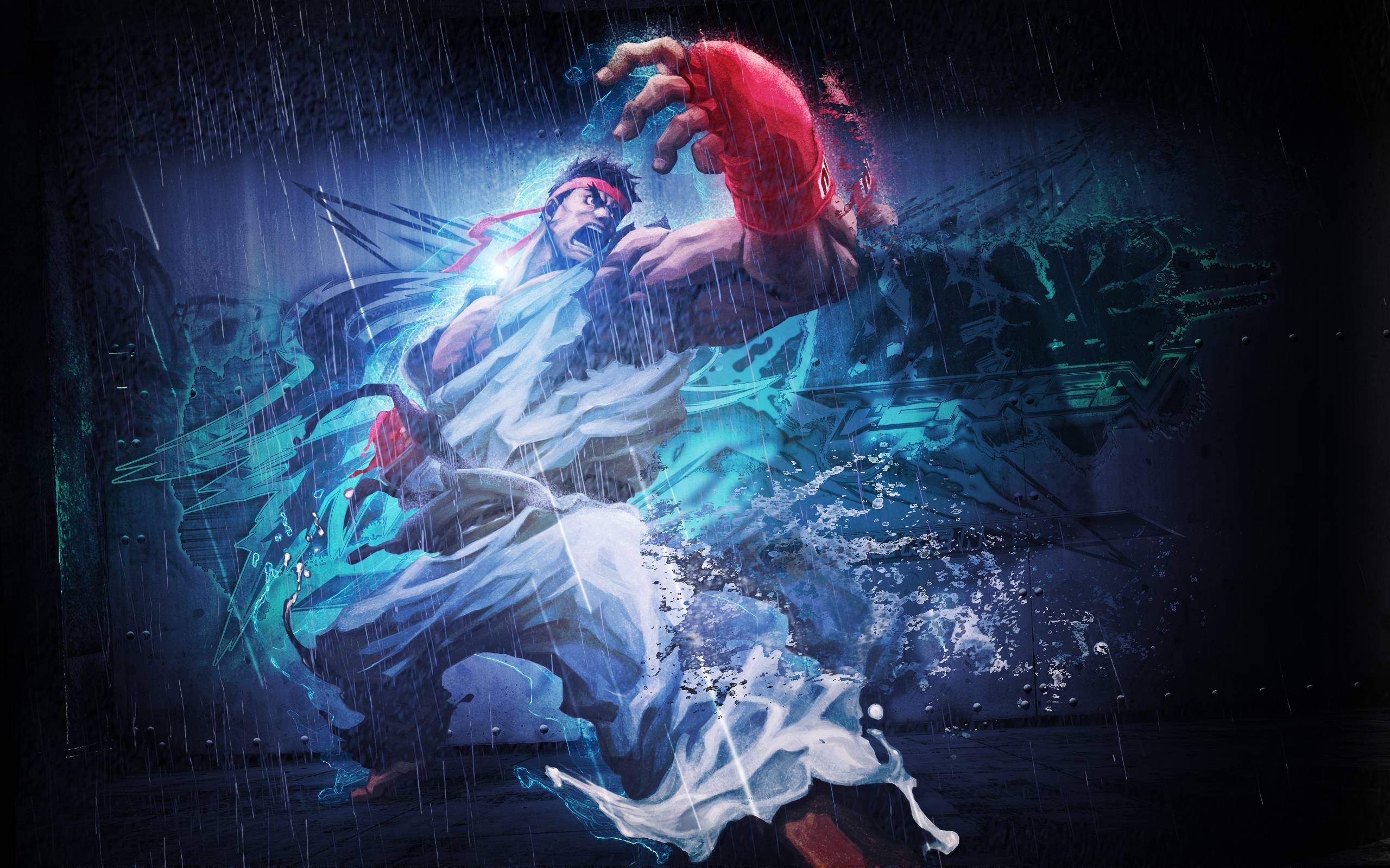 Street Fighter Screensavers Posted By Sarah Simpson