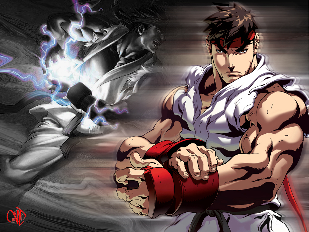 Street Fighter Wallpaper Posted By Zoey Anderson