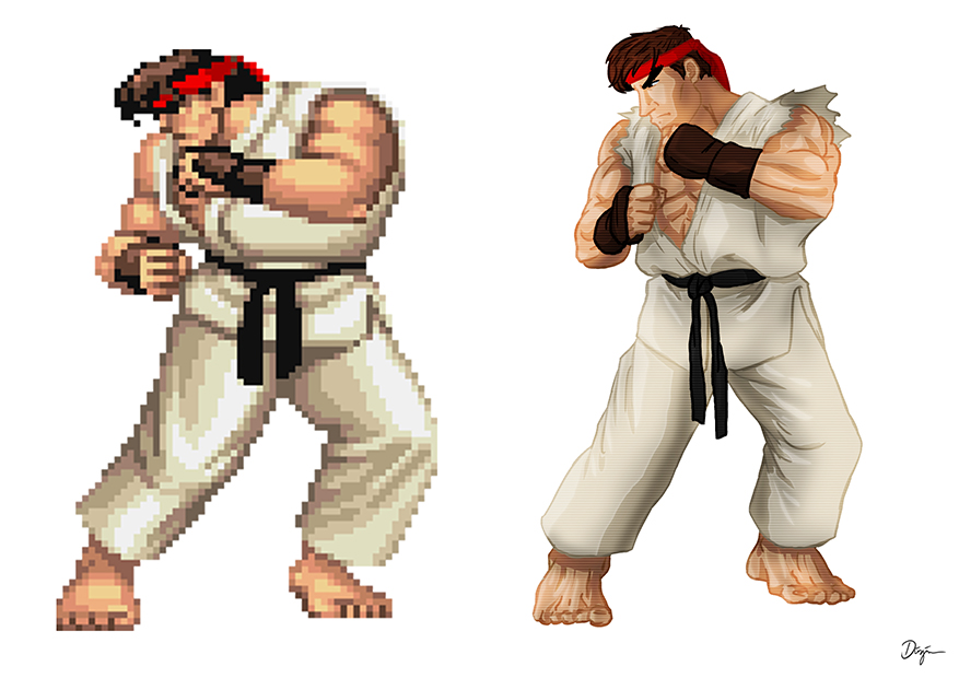 Street Fighter2 Hd Posted By Ryan Thompson