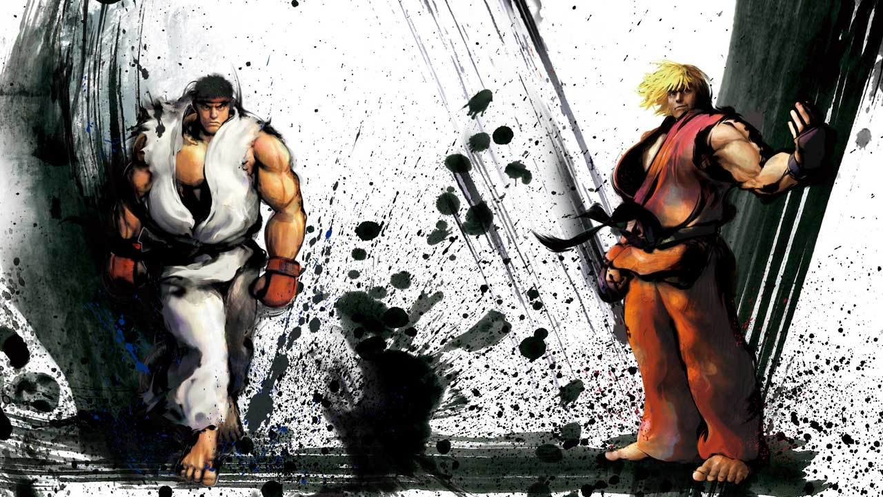 Street Fighters Wallpapers Posted By John Sellers
