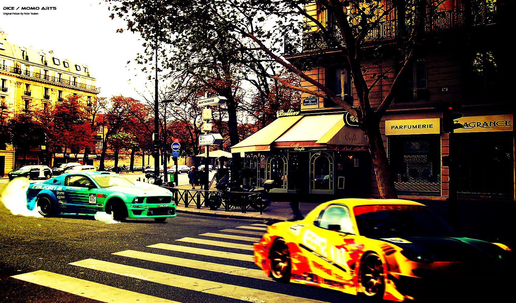 Street Racing Backgrounds Posted By John Thompson