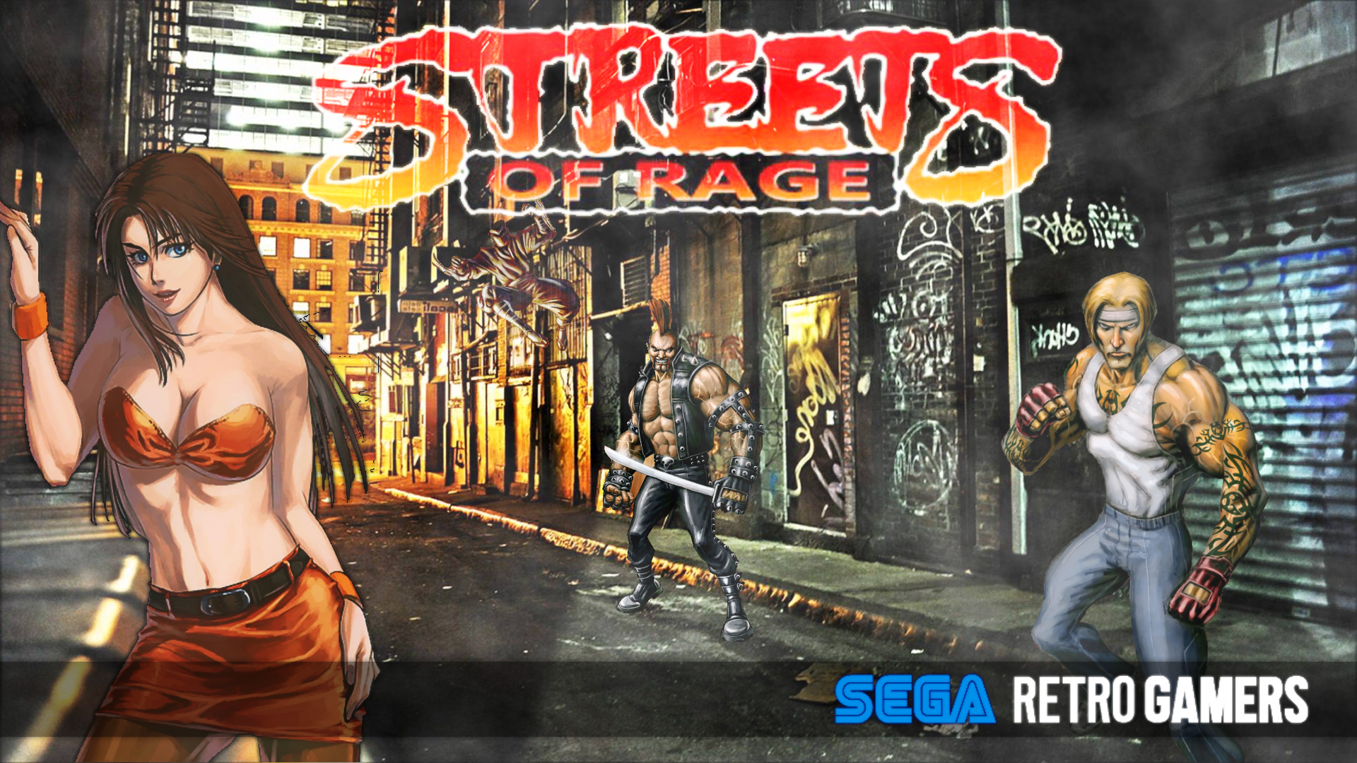 Streets Of Rage Wallpaper Posted By Ethan Johnson