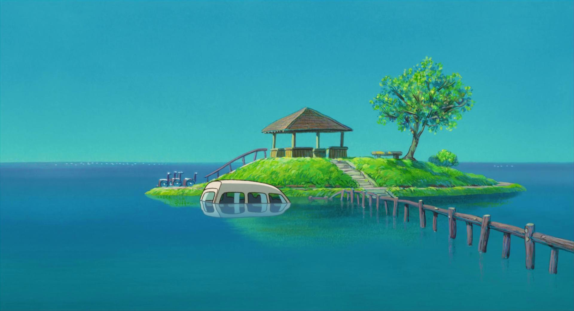 Studio Ghibli Desktop Wallpaper Posted By Ethan Johnson
